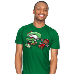 Xenoyoshi - Mens - T-Shirts - RIPT Apparel