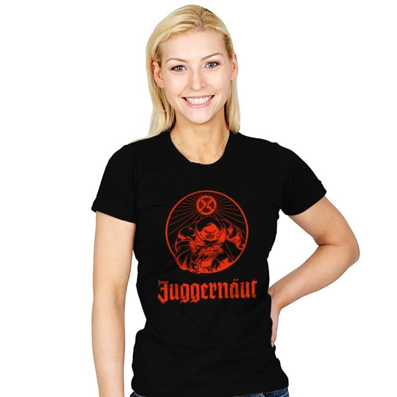 Anesthetic Juggernäut - Womens - T-Shirts - RIPT Apparel