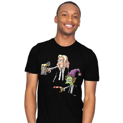 Bean Fiction - Mens - T-Shirts - RIPT Apparel