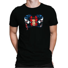 Spiders and Symbiotes Exclusive - Mens Premium - T-Shirts - RIPT Apparel