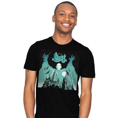 The Dark Lord Rock - Mens - T-Shirts - RIPT Apparel