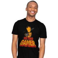 I am Retro Gamer - Mens - T-Shirts - RIPT Apparel