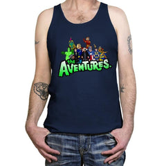 The Aventure Bros - Tanktop - Tanktop - RIPT Apparel