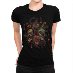 Shijin Rangers - Best Seller - Womens Premium - T-Shirts - RIPT Apparel
