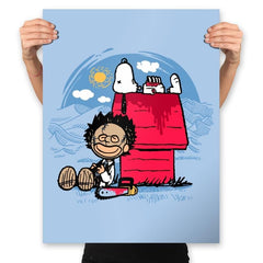 Peanut Massacre - Prints - Posters - RIPT Apparel