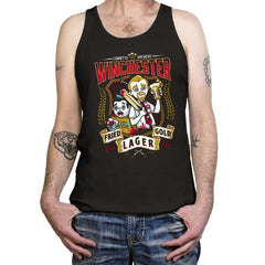 Fried Gold Lager - Tanktop - Tanktop - RIPT Apparel