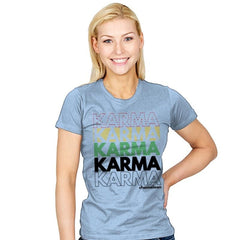 Karma Club - Womens - T-Shirts - RIPT Apparel