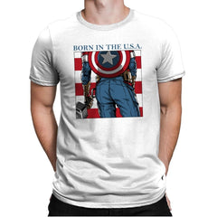 Americas Ass - Mens Premium - T-Shirts - RIPT Apparel