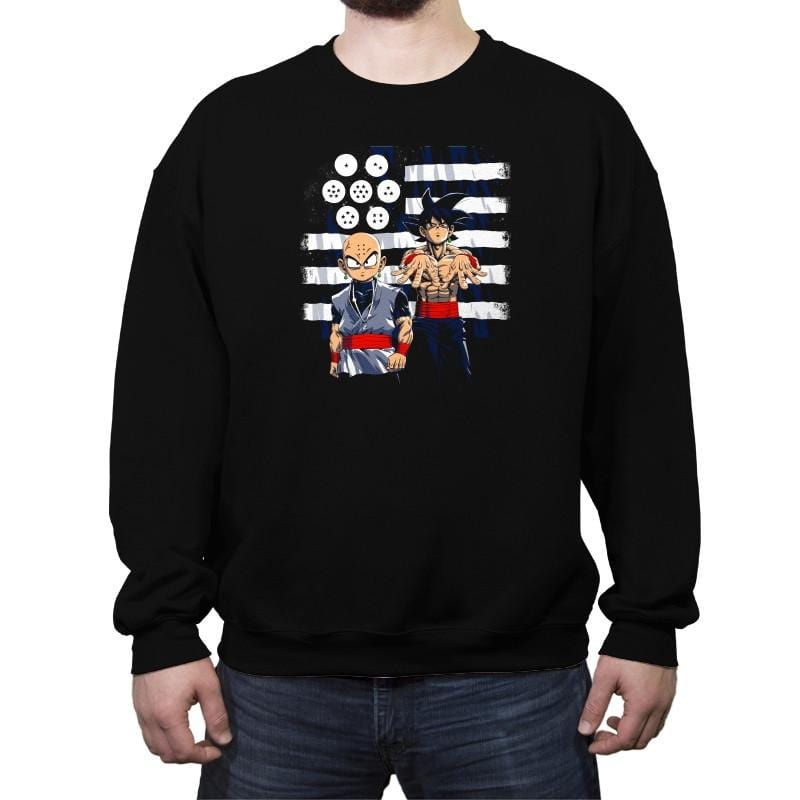 Dragonia Reprint - Crew Neck Sweatshirt - Crew Neck Sweatshirt - RIPT Apparel