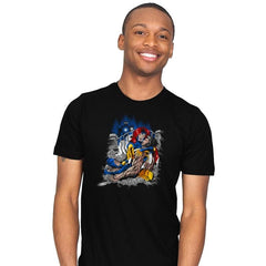 Death of Logan Exclusive - Mens - T-Shirts - RIPT Apparel