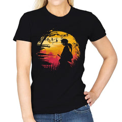 Samurai Journey - Womens - T-Shirts - RIPT Apparel