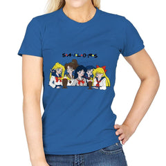 Sailor Pals - Womens - T-Shirts - RIPT Apparel