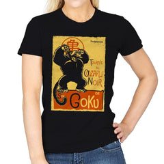 Tournee du Oozaru Noir - Womens - T-Shirts - RIPT Apparel