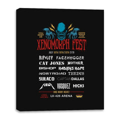 Xenofest - Canvas Wraps - Canvas Wraps - RIPT Apparel