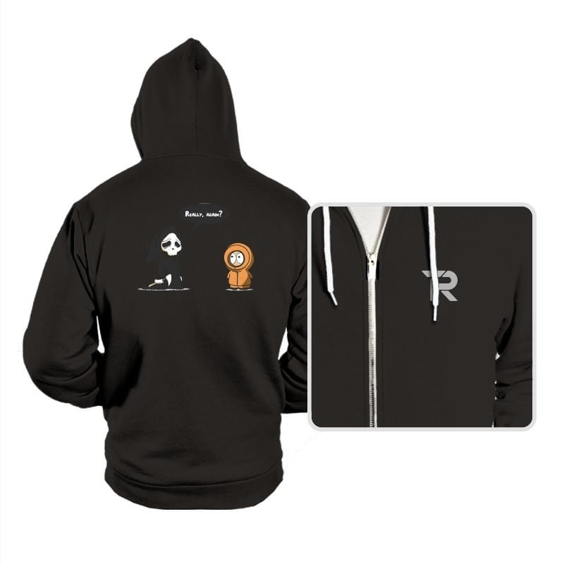 Friends for ever - Hoodies - Hoodies - RIPT Apparel