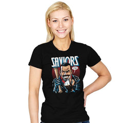 Saviors - Womens - T-Shirts - RIPT Apparel