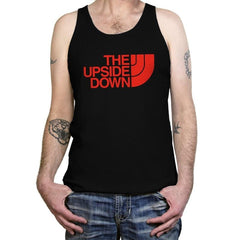 THE UPSIDE DOWN - Tanktop - Tanktop - RIPT Apparel