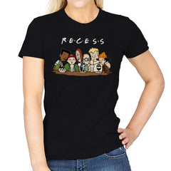 Recess Forever - Womens - T-Shirts - RIPT Apparel