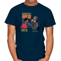 Rock 'em Sock 'em Justice Exclusive - Mens - T-Shirts - RIPT Apparel