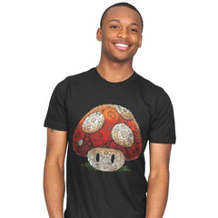 Super Arcimboldo - Mens - T-Shirts - RIPT Apparel