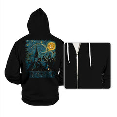 Starry School - Hoodies - Hoodies - RIPT Apparel