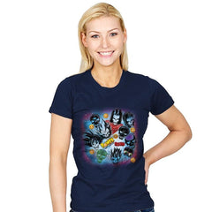 Power Squad - Womens - T-Shirts - RIPT Apparel