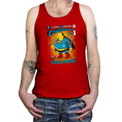 Vegetables Nevermore - Tanktop - Tanktop - RIPT Apparel