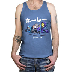 Happy 3 Fiends - Tanktop - Tanktop - RIPT Apparel
