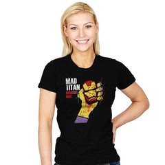 Galactic Idiot - Womens - T-Shirts - RIPT Apparel