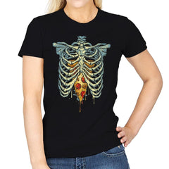 Pie Or Die - Womens - T-Shirts - RIPT Apparel