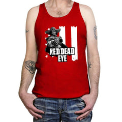 Red Dead Eye - Tanktop - Tanktop - RIPT Apparel
