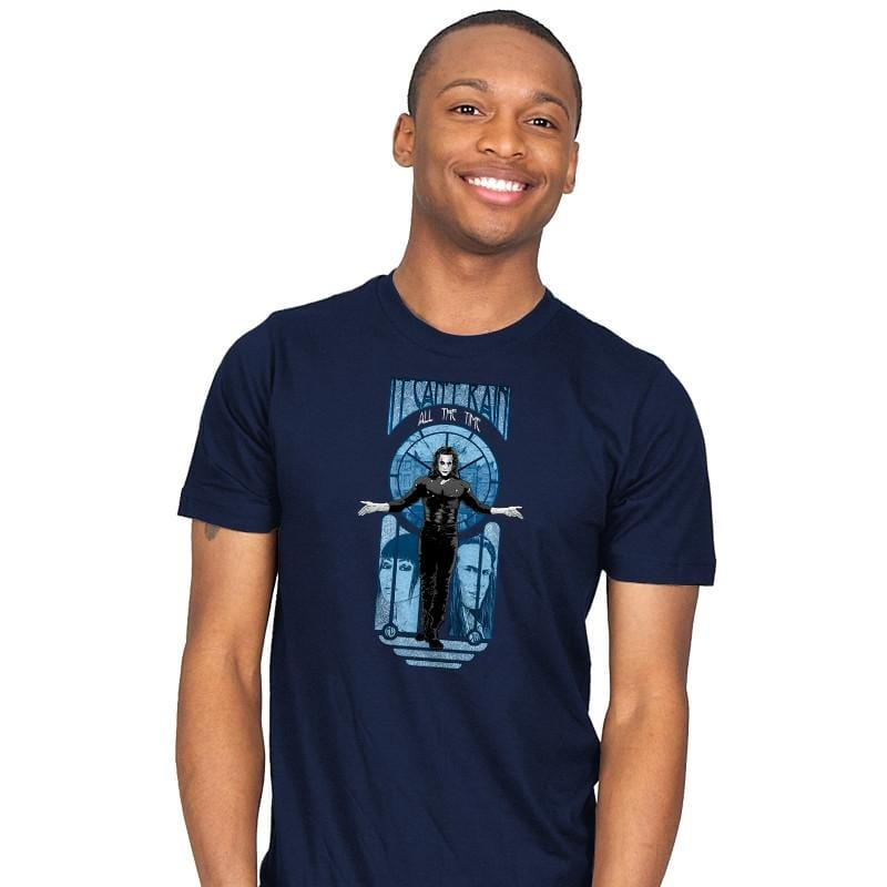 IT CAN'T RAIN ALL THE TIME - Mens - T-Shirts - RIPT Apparel