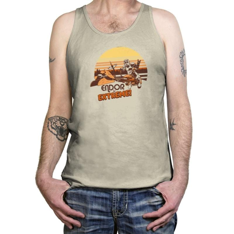 Endor is Extreme Exclusive - Tanktop - Tanktop - RIPT Apparel