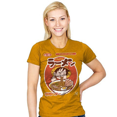 MUIGWARA RAMEN - Womens - T-Shirts - RIPT Apparel