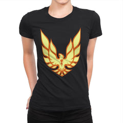 Firebird - Womens Premium - T-Shirts - RIPT Apparel