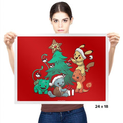 Pokemas - Prints - Posters - RIPT Apparel