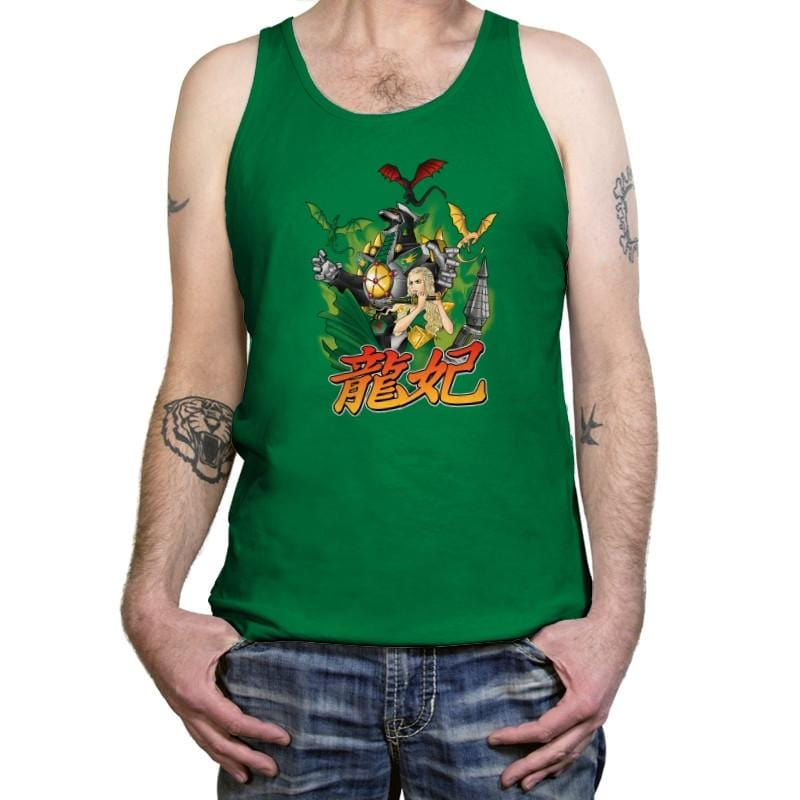 A Song of Zords and Fire Exclusive - Tanktop - Tanktop - RIPT Apparel
