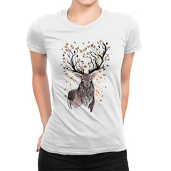 Autumn Feelings - Womens Premium - T-Shirts - RIPT Apparel
