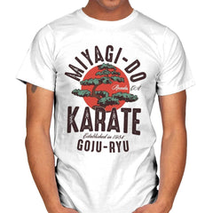 Miyago-Do Karate - Mens - T-Shirts - RIPT Apparel