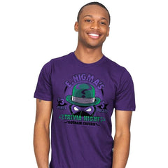 E. Nigma's Trivia Night Exclusive - Mens - T-Shirts - RIPT Apparel