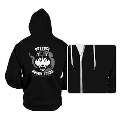 Outpost 31 Husky Tours - Hoodies - Hoodies - RIPT Apparel
