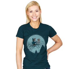 Strangest Friends - Womens - T-Shirts - RIPT Apparel