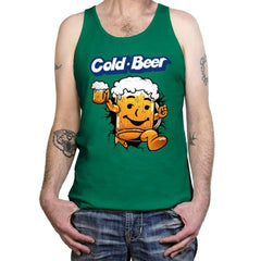 Cold Beer - Tanktop - Tanktop - RIPT Apparel