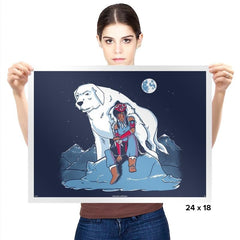 The Legend of Mononoke  Exclusive - Prints - Posters - RIPT Apparel