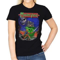 Mastervania - Anytime - Womens - T-Shirts - RIPT Apparel