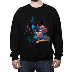 Jiggy Wars - Crew Neck Sweatshirt - Crew Neck Sweatshirt - RIPT Apparel