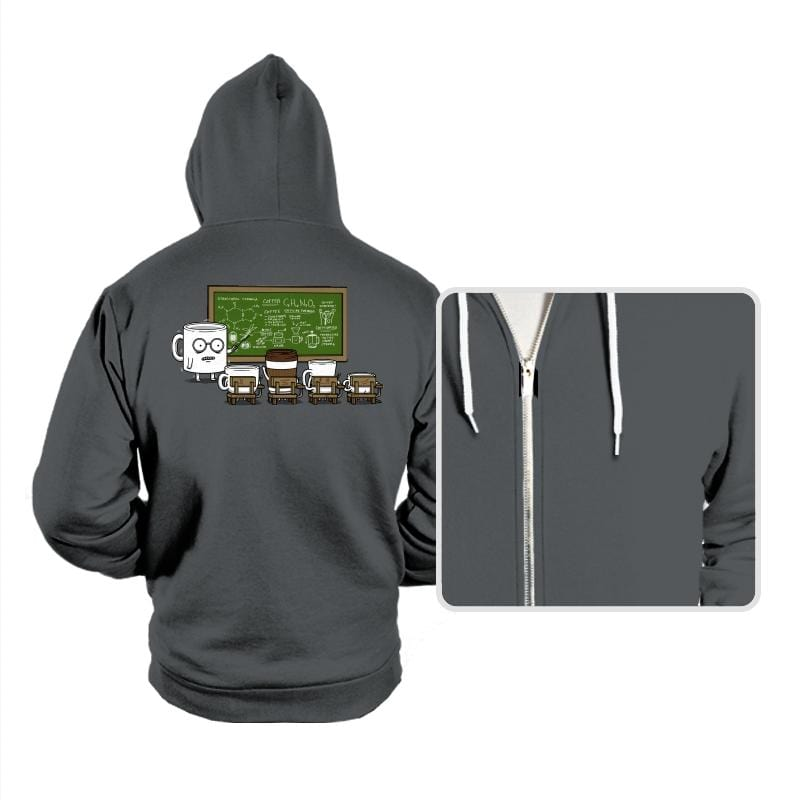 Coffee Lessons - Hoodies - Hoodies - RIPT Apparel