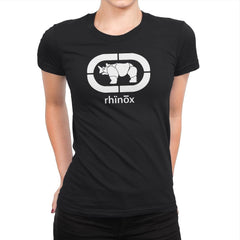 Rhino Unlimited Exclusive - Shirtformers - Womens Premium - T-Shirts - RIPT Apparel