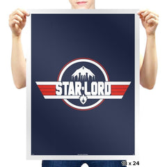 Top-Lord - Prints - Posters - RIPT Apparel