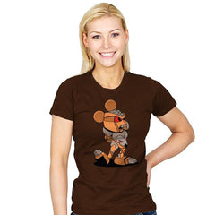 Steambot Ratty Exclusive - Shirtformers - Womens - T-Shirts - RIPT Apparel